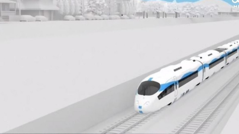 Gobierno por tren Santiago-Valparaíso-San Antonio: