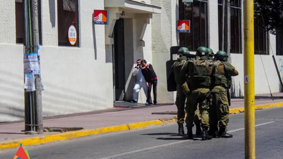 Juicio por simulacro de asalto en sucursal bancaria de Linares comienza este martes