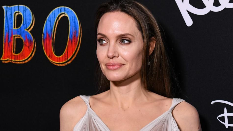 [FOTOS] Angelina Jolie está de cumpleaños y lo celebramos mostrando imágenes de su juventud