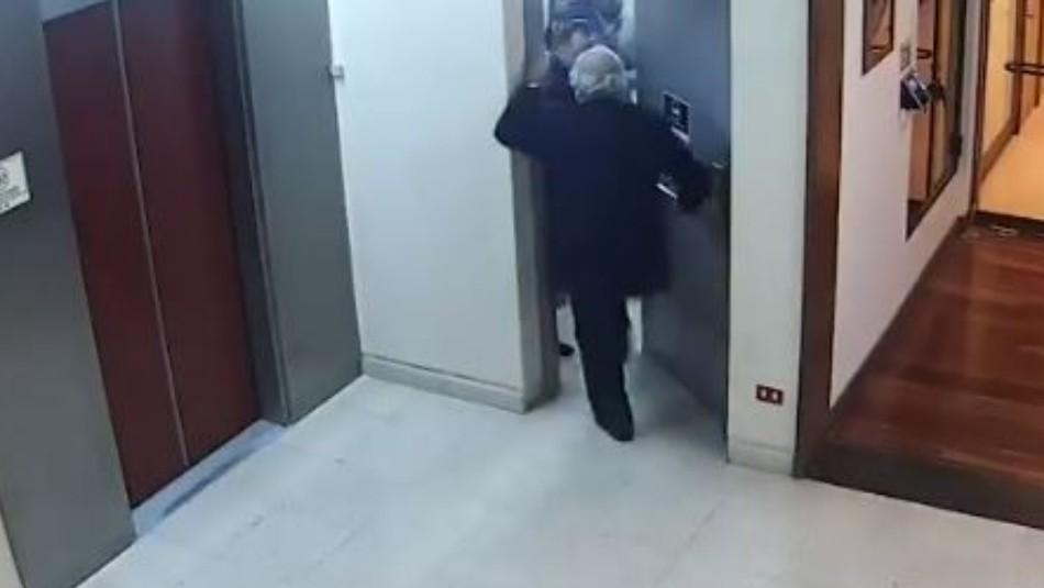 Cámara de Diputados ordena sumario por filtración de video de agresión a periodista