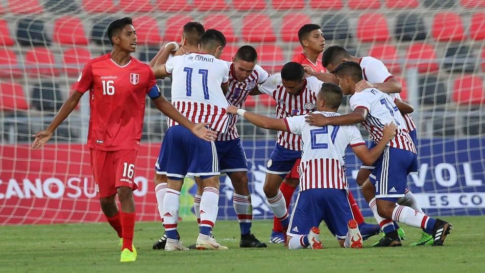 Paraguay juega en Asunción. / AFP