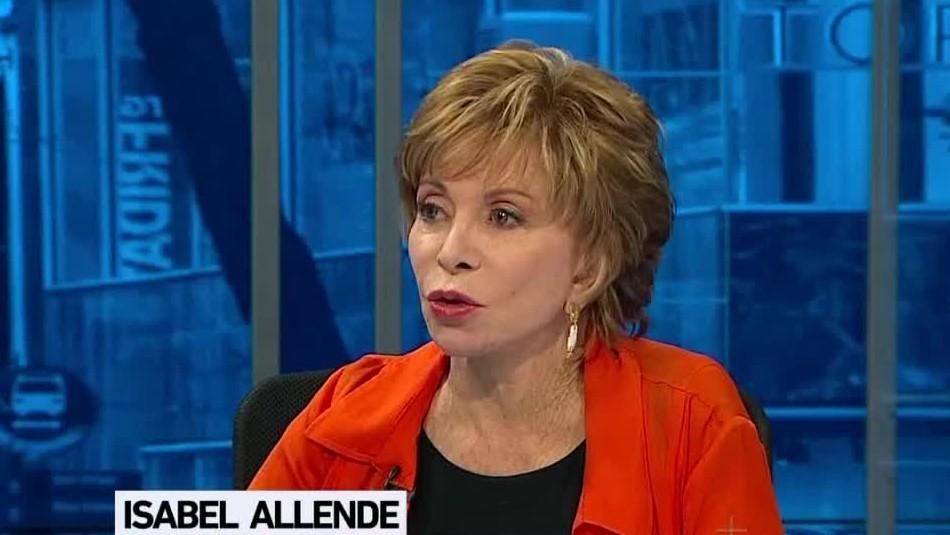 Isabel Allende y la migración: