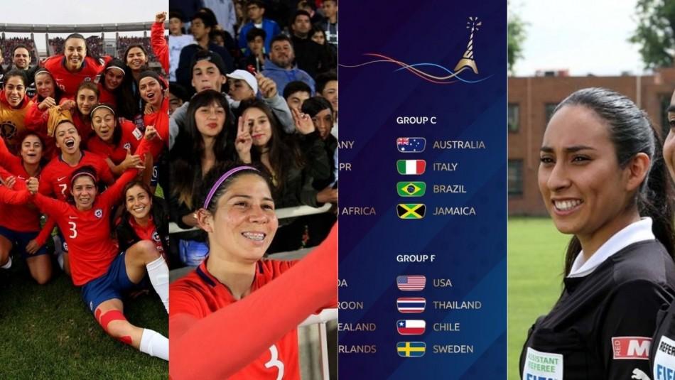 Todos los datos del Mundial femenino. / Agencia Uno