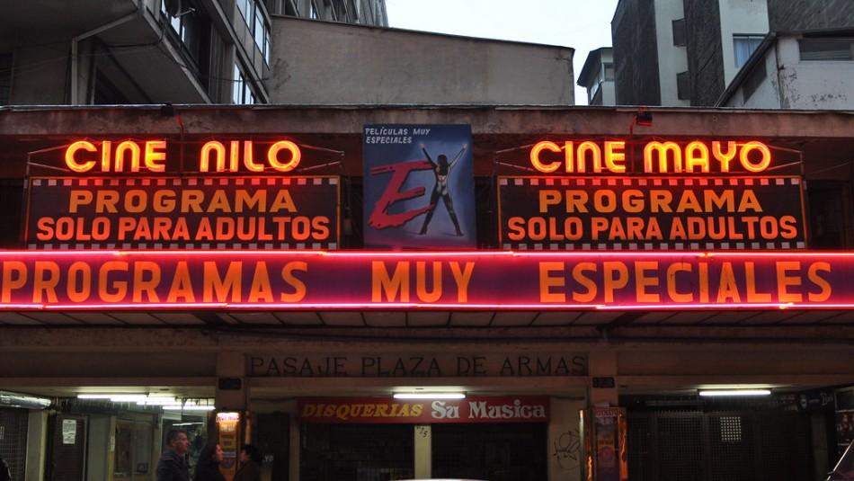 Cines Nilo y Mayo / Flickr