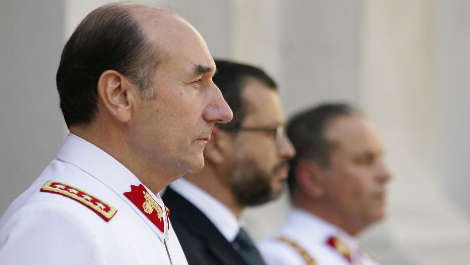 Corte Marcial mantiene prisión preventiva al General (r) Miguel Fuente-Alba