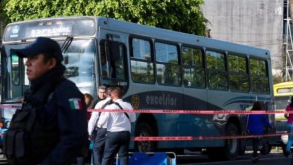 Accidente en México / Plumas Libres