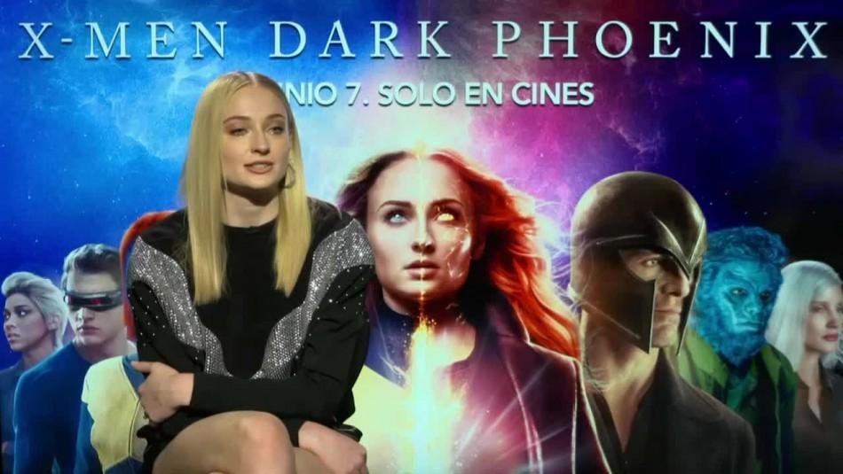 [ENTREVISTA] Sophie Turner y su personaje en X-Men:
