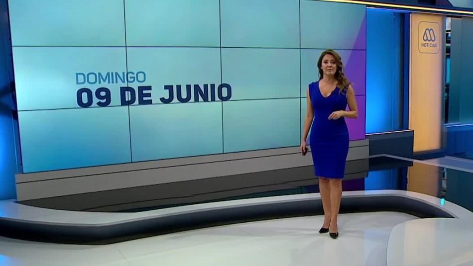 Ahora Noticias Central 9 de junio
