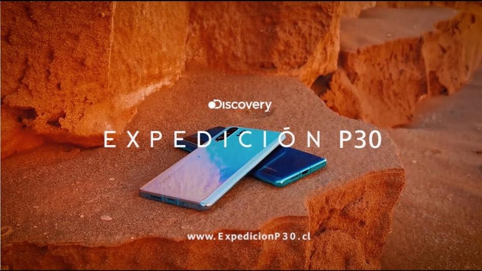 Huawei y Discovery presentan galería con fotografías más votadas de