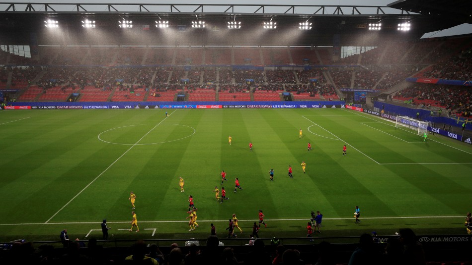[MINUTO A MINUTO] Sigue a La Roja ante Suecia en el Mundial Femenino ¡Perdió Chile!