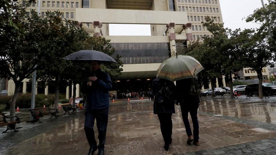 ¿Cuando llueve en Santiago? Revisa el pronóstico del tiempo para los próximos días