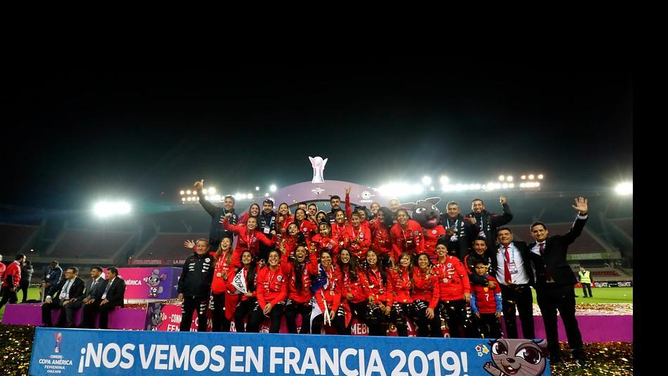 Chile vs Suecia: Horario y dónde ver el debut de la Roja femenina en Francia