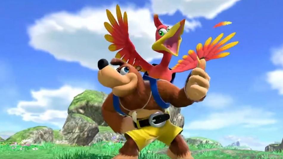Banjo-Kazooie se integrará como personaje jugable en Super Smash Bros. Ultimate