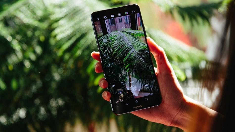 Smartphones Huawei se actualizan a la última versión de Android