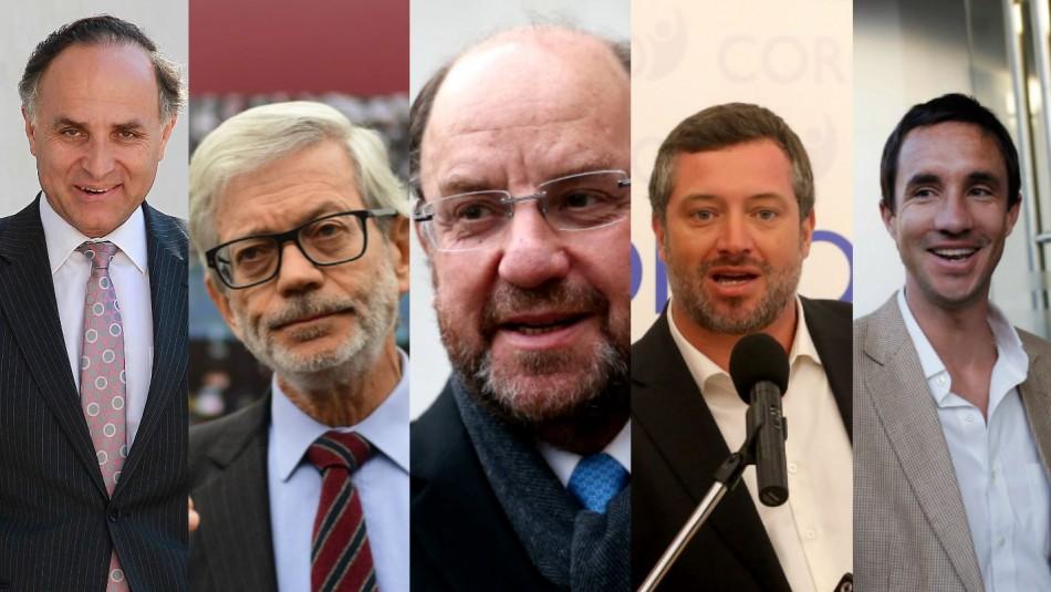 Cambio de Gabinete: Piñera realiza ajustes en 6 ministerios