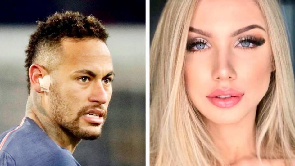 Nueva arista al caso Neymar. / AFP