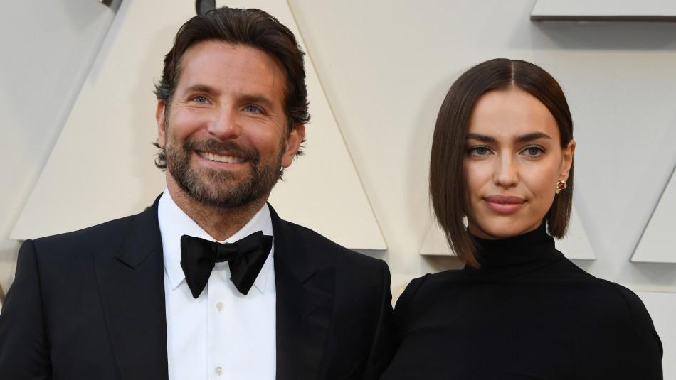 Bradley Cooper e Irina Shayk / Agencia AFP