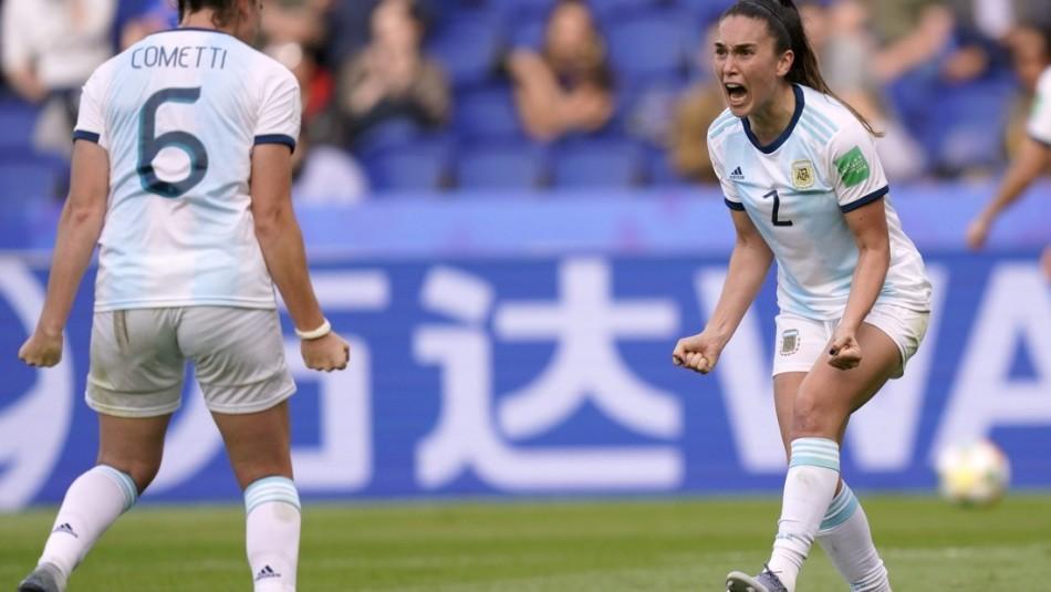Argentina busca dar la sorpresa. / AFP