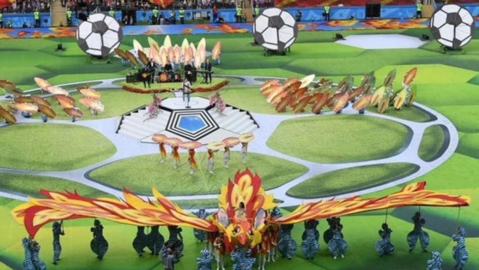 Ya se vive la fiesta de la Copa América. / Reuters