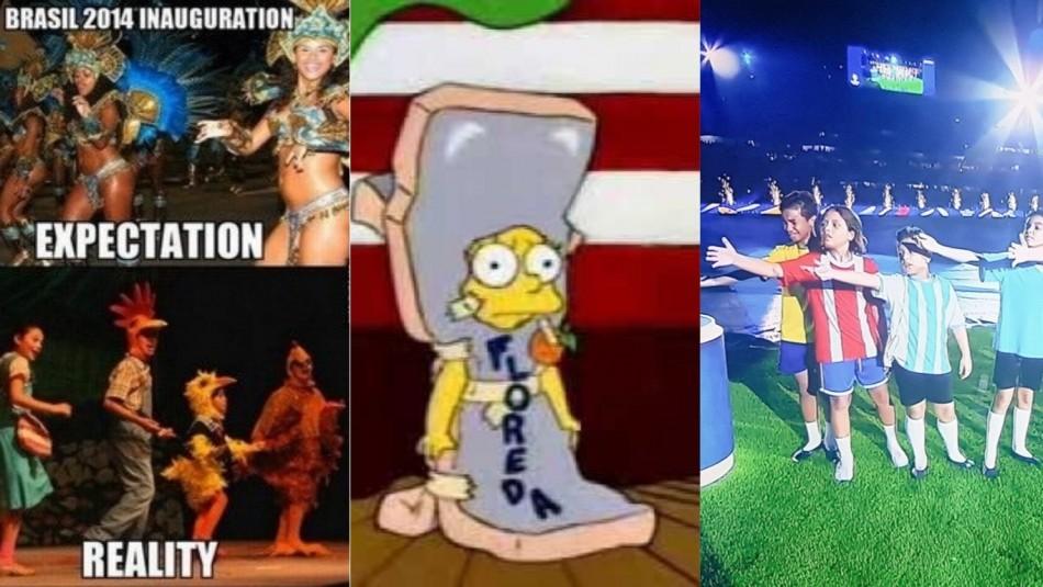 Los memes de la Copa América. / Captura