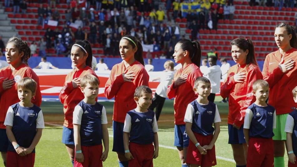 La Roja afronta nuevo duelo en el Mundial. / ANFP