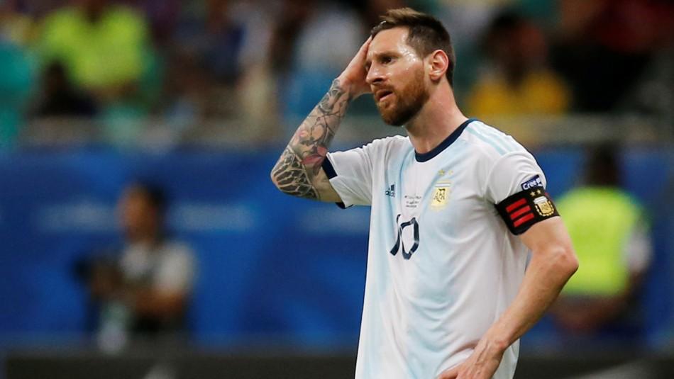 Lionel Messi / Reuters.