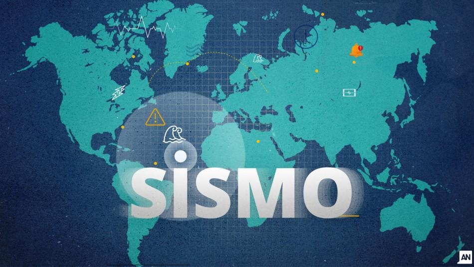SHOA descarta tsunami en costas chilenas tras nuevo sismo en Nueva Zelanda