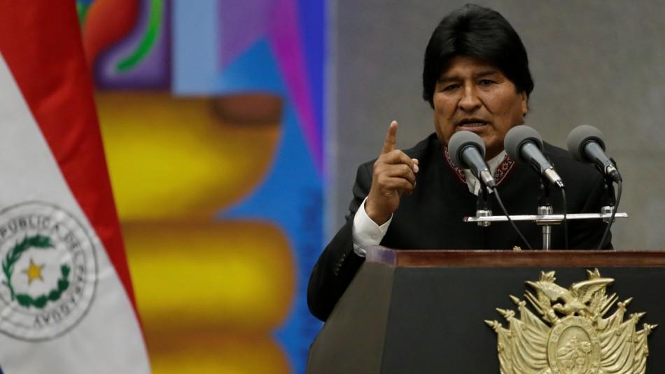 Evo Morales / Reuters.