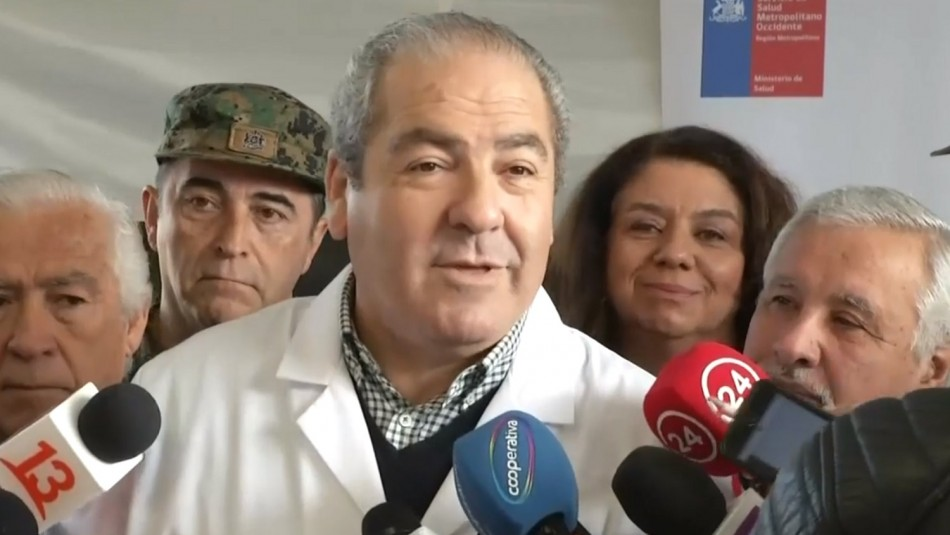 Subsecretario Luis Castillo se refirió a la llegada de Jaime Mañalich al Ministerio de Salud