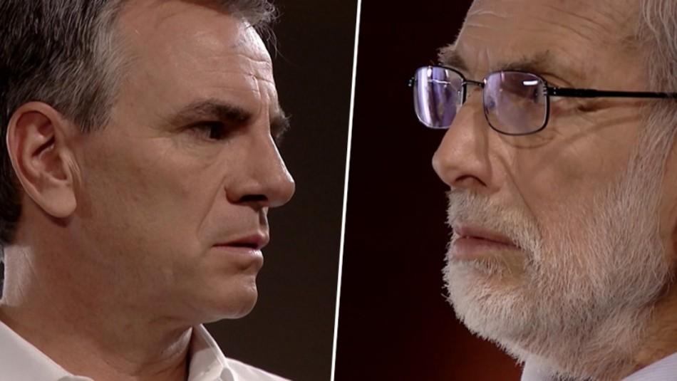 [VIDEO] Avance extendido de Juegos de Poder: Mariano sabrá que Patricio fue amante de su madre