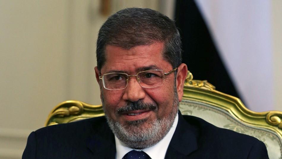 Mohamed Mursi / Reuters