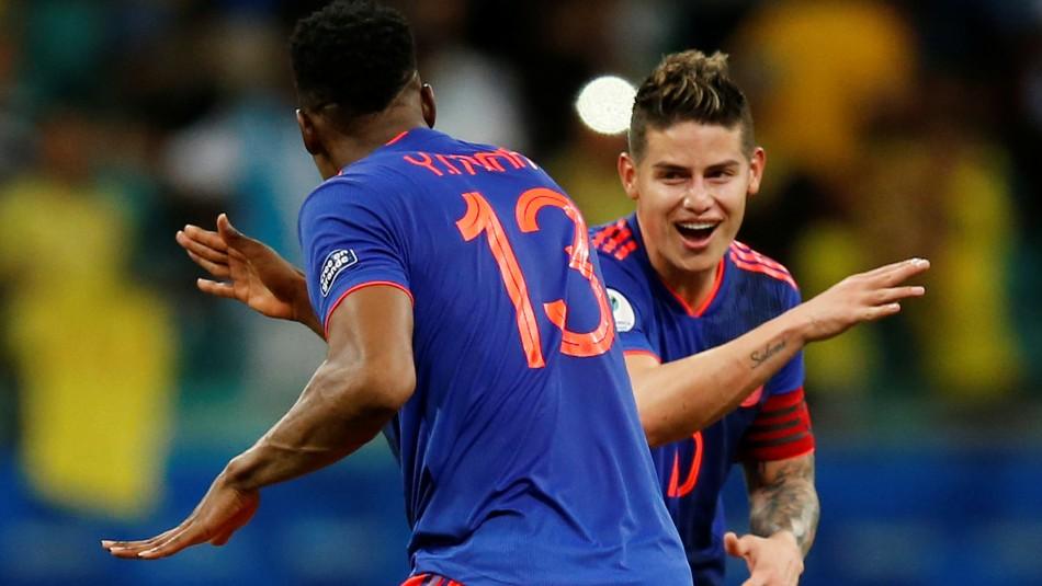 Colombia va por nuevo triunfo. / Reuters