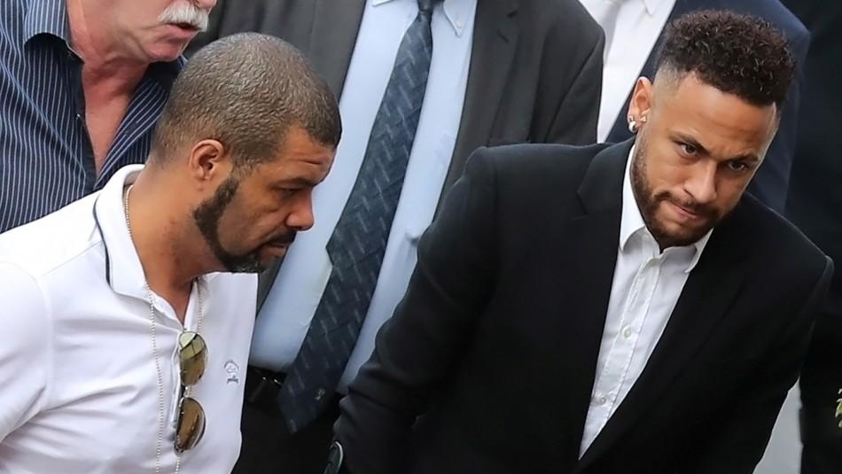 Neymar en la mira en el PSG. / Reuters