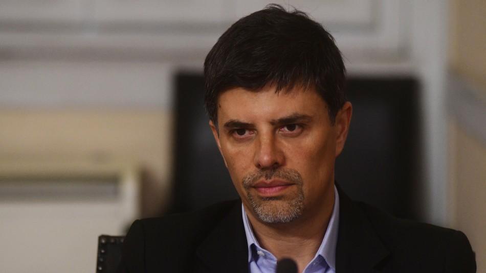 Marcelo Díaz y elecciones del PS: