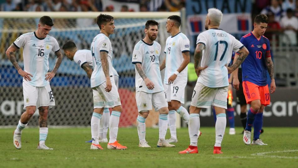 Selección Argentina / Reuters.