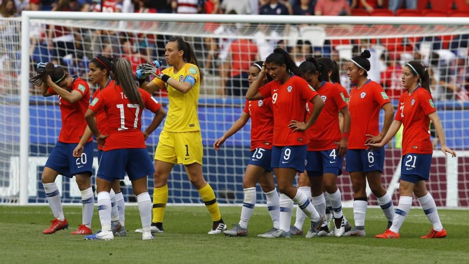Selección Chilena Femenina / Agencia Uno
