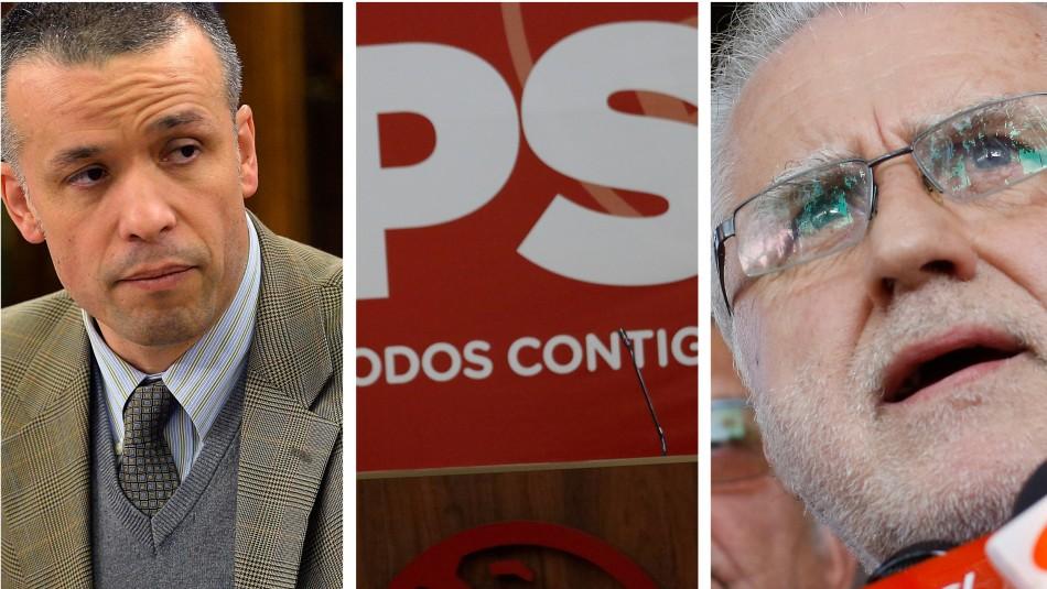 Óscar Landerretche y Máximo Pacheco llaman a firmar documento por crisis del Partido Socialista