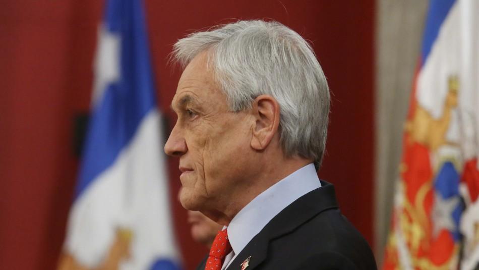 Presidente Sebastián Piñera pone orden en Chile Vamos