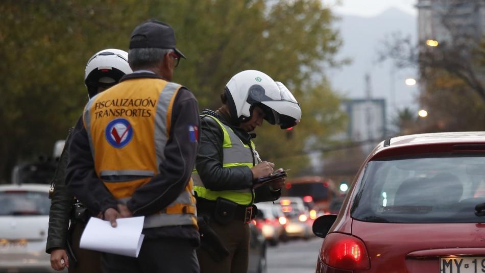 Preemergencia ambiental en Santiago: Esta es la restricción vehicular para este jueves 20 de junio