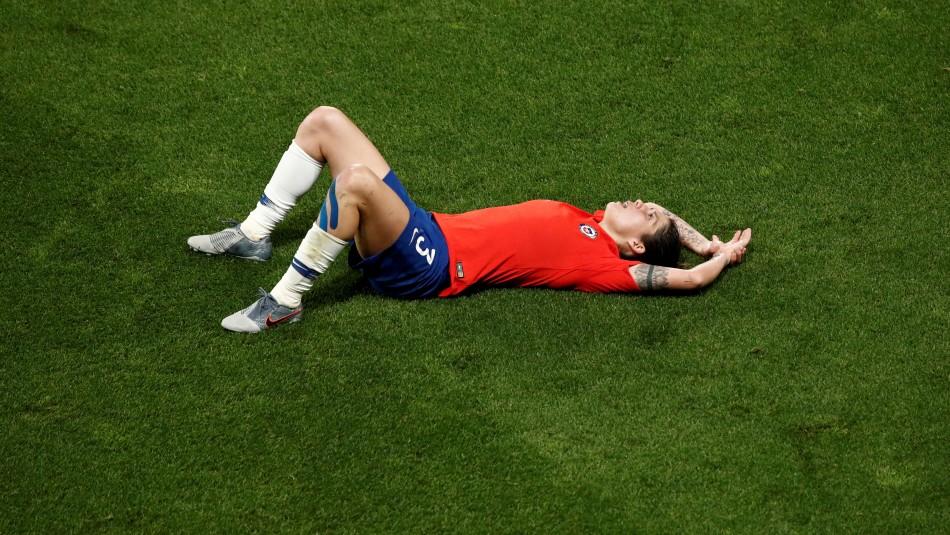 A la Roja solo le faltó un gol: Vence a Tailandia, pierde un penal y se despide con la frente en alto del Mundial