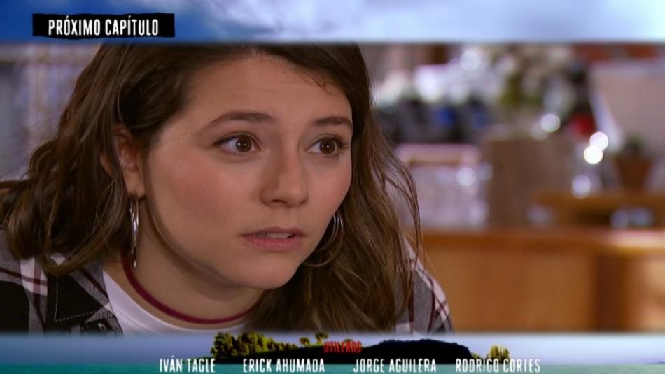 [VIDEO] Avance Isla Paraíso: Rosalía pondrá en aprietos a Sofía