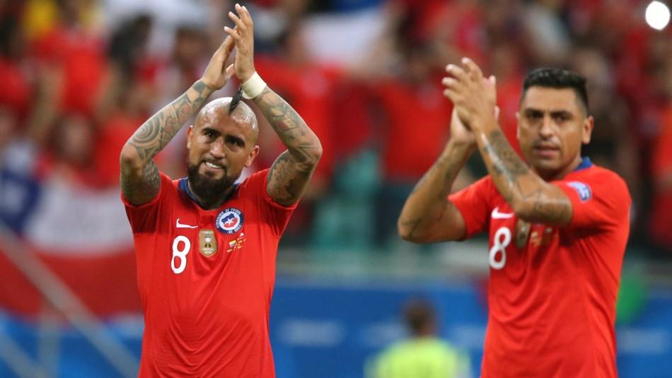 ¿Cuándo y a qué hora juega Chile con Uruguay en Copa América?