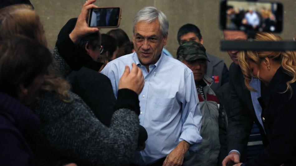 Sebastián Piñera / AgenciaUno.