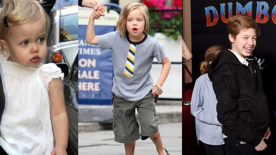 El desenfadado estilo de Shiloh Jolie Pitt: Últimas fotos
