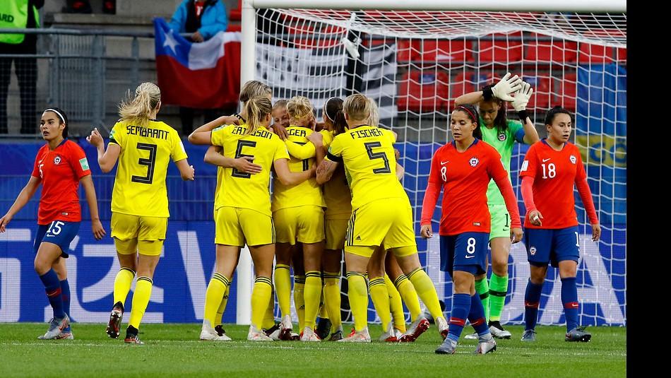 Suecia busca paso a cuartos del Mundial. / Agencia Uno