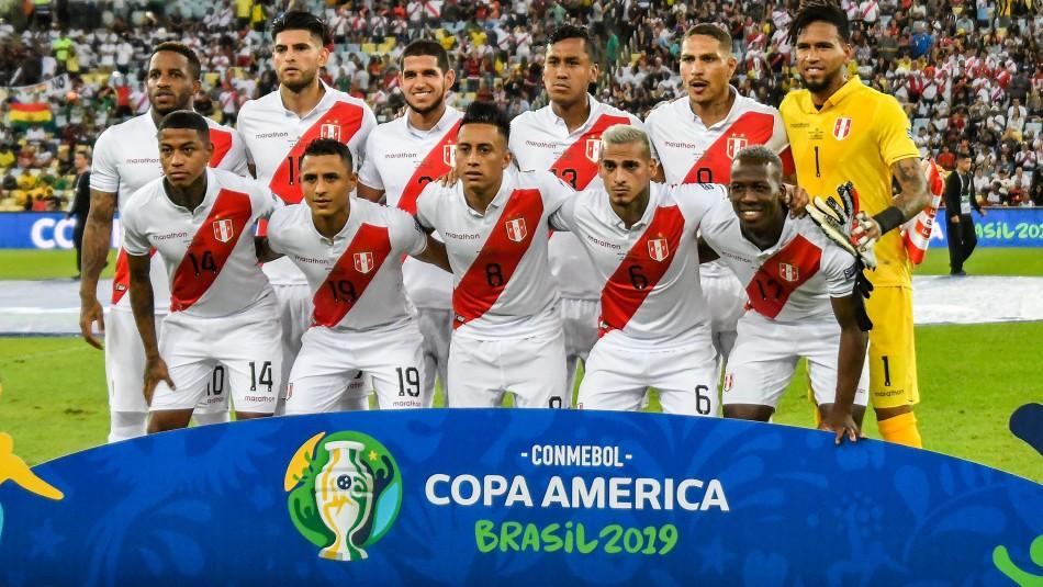 Selección de Perú / AgenciaUno.