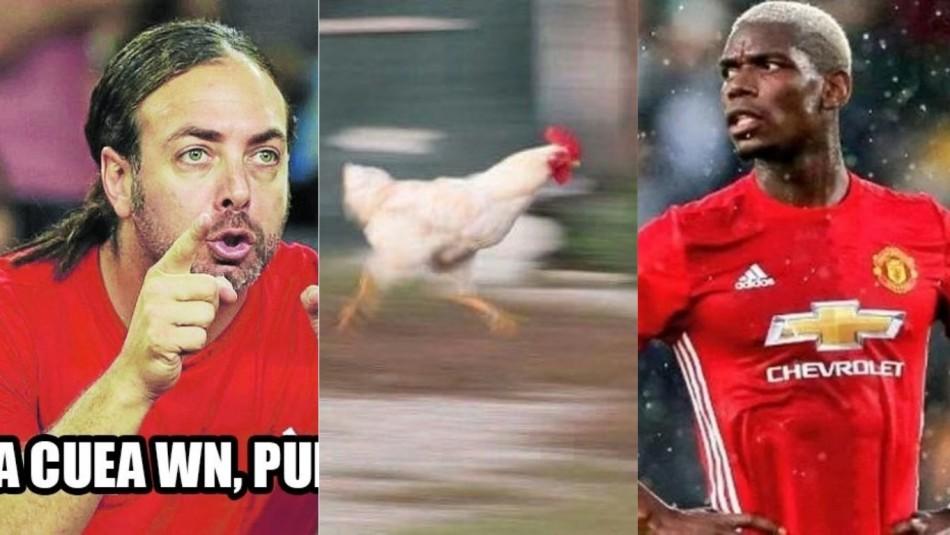 Los memes del desafía Chile vs. Uruguay. / Captura