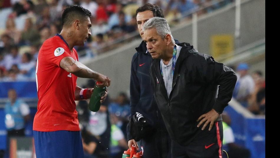 Rodrigo Sepúlveda dio su mirada al revés de Chile. / Agencia Uno