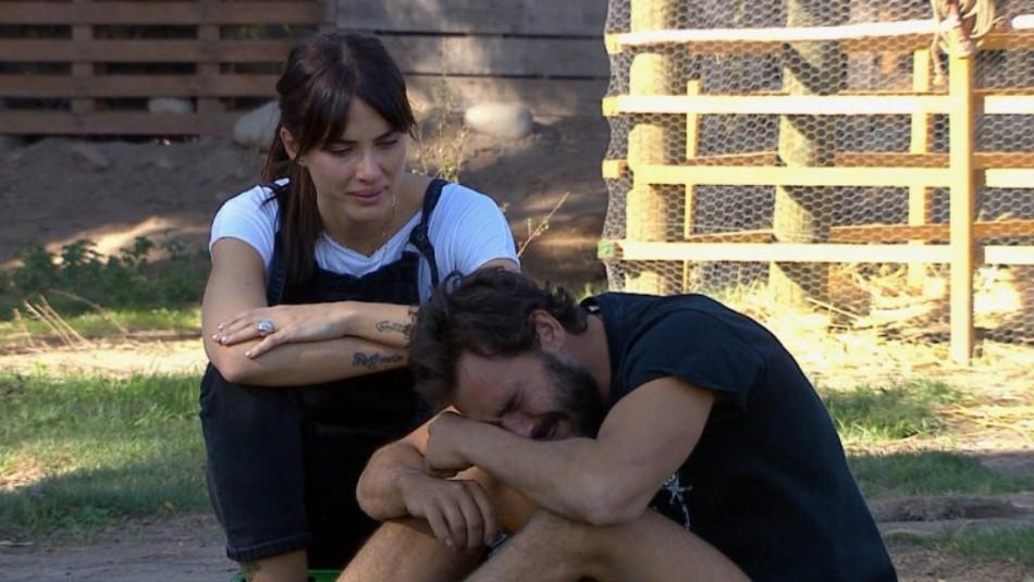 [VIDEO] Resistiré: La desilusión en el reencuentro de Margot y Ariel