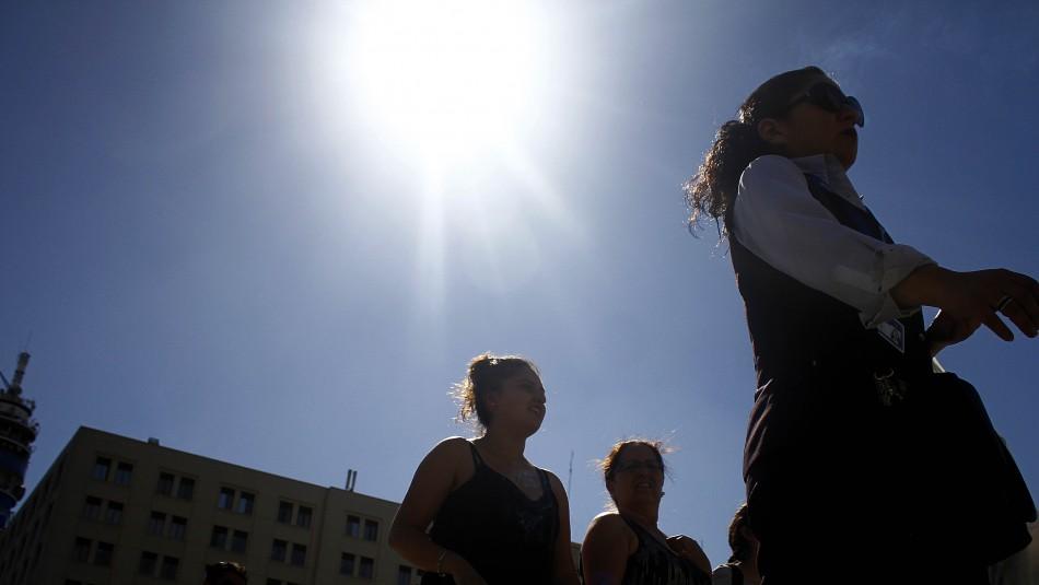 Llega el sol a Santiago: Revisa el pronóstico del tiempo para los próximos días